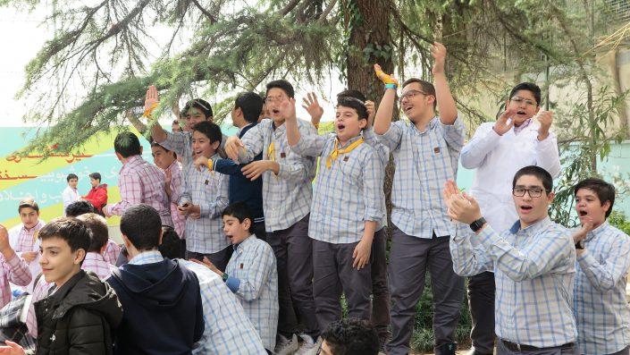 سرزمین دانش آموزی سلام صدر