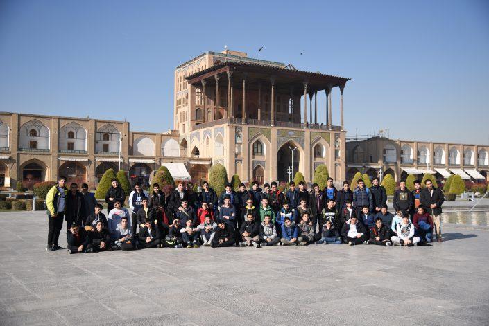 اردو اصفهان سلام صدر
